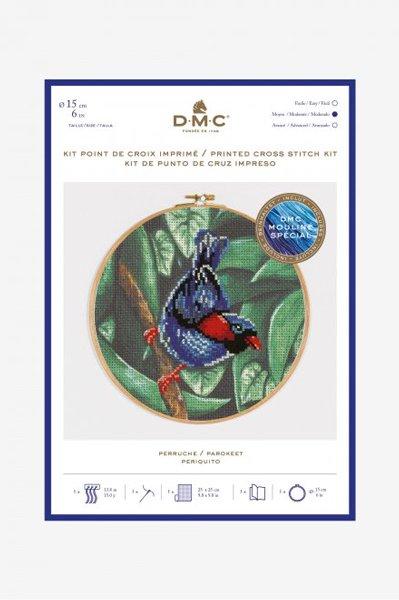 DMC クロスステッチキット PAROKEET BK1790 【参考画像1】