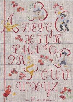 DMC 刺繍キット STORIES BK1732