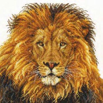 DMC 刺繍キット LION'S PRIDE BK1668