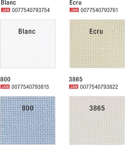 DMC 刺繍布 EVENWEAVE エタミン ロールタイプ 156cm幅×5m DM532 【参考画像1】