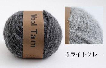 横田 ダルマ毛糸 ウールタム col.5