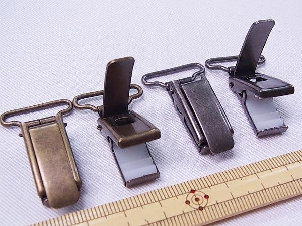 ソウヒロ サスペンダー用金具 JTMP-181 20mm幅用 【参考画像3】