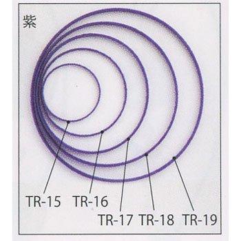 パナミ リング 紫 25cm TR-18