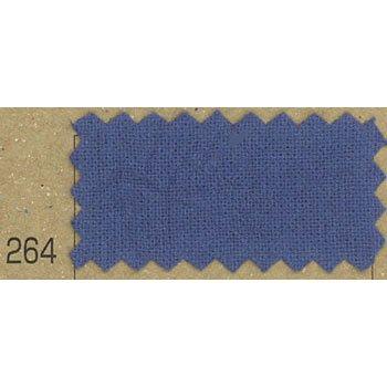 シーチング生地 264 ブルー AD2678 ハンドワッシャー加工