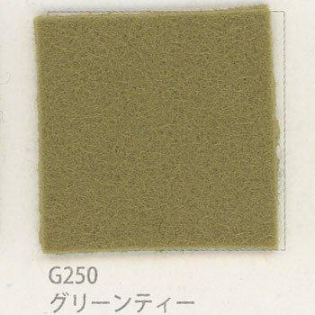 サンフェルト ピュアウール 100 col.G250 グリーンティー