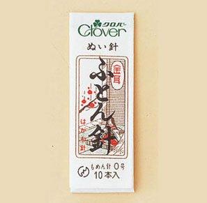 ふとん針 【クロバー 木綿針】 11-891