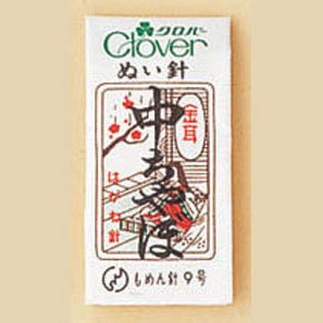 中ちゃぼ 【クロバー 木綿針】 11-009