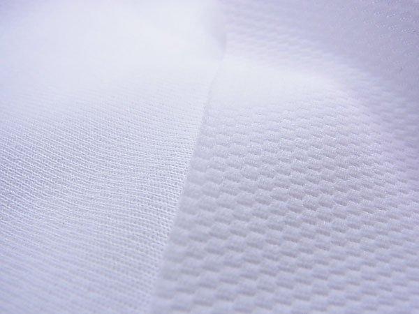 シャインクール40 生地 リバーシブルメッシュ 接触冷感 マスク作りなどに 【参考画像2】