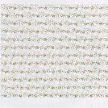 コスモ 刺繍布 ジャバクロス 65 約89cm×5m No.65100 col.10 オフホワイト