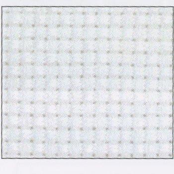 コスモ 刺繍布 ジャバクロス 65 約89cm×5m No.65100 col.11 ホワイト
