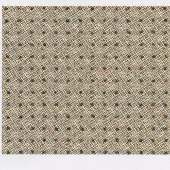 コスモ 刺繍布 ジャバクロス 65 約89cm×5m No.65100 col.54 ノーブルグレー