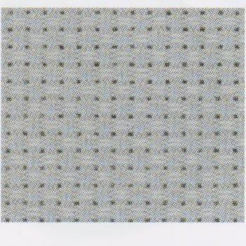 コスモ 刺繍布 ジャバクロス 65 約89cm×5m No.65100 col.89 フローズンブルー