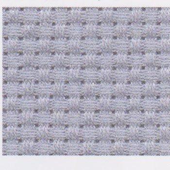 コスモ 刺繍布 ジャバクロス 55 約89cm×5m No.3900 col.31 シルバーグレー