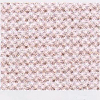 コスモ 刺繍布 ジャバクロス 55 約89cm×5m No.3900 col.33 ピンク