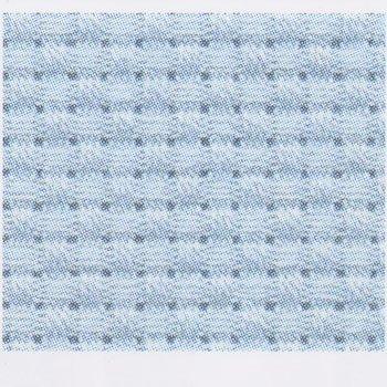 コスモ 刺繍布 ジャバクロス 55 約89cm×5m No.3900 col.34 サックス