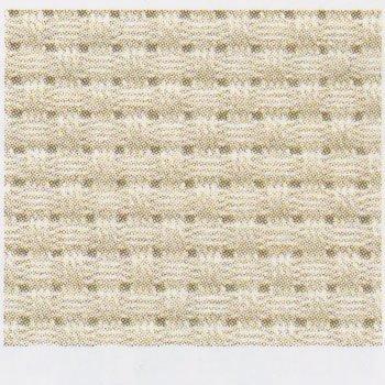 コスモ 刺繍布 ジャバクロス 55 約89cm×5m No.3900 col.35 アイボリー
