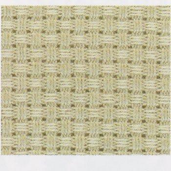 コスモ 刺繍布 ジャバクロス 55 約89cm×5m No.3900 col.39 オリーブグリーン