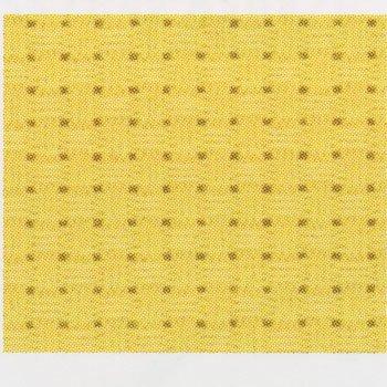 コスモ 刺繍布 ジャバクロス 55 約89cm×5m No.3900 col.70 カスタード