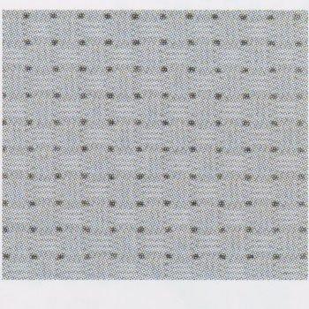コスモ 刺繍布 ジャバクロス 55 約89cm×5m No.3900 col.89 フローズンブルー