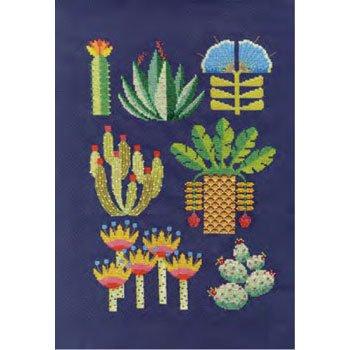 DMC 刺繍キット DESERT BK1931 Flowers&Botanical