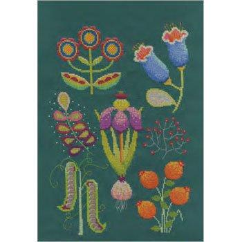 DMC 刺繍キット GARDEN BK1933 Flowers&Botanical