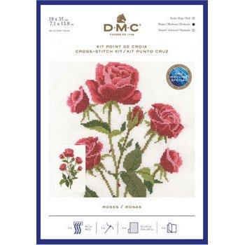 DMC 刺繍キット ROSE BK1893 GARDEN DISCOVERIES