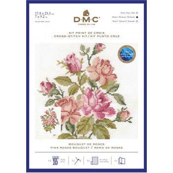 DMC 刺繍キット Bouquet BK1894 GARDEN DISCOVERIES