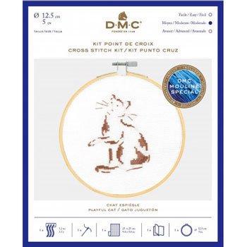 DMC 刺繍キット Playful Cat BK1883 CATS&DOGS
