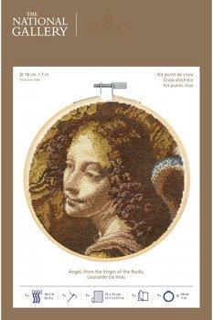 DMC 刺繍キット レオナルド・ダ・ヴィンチ 岩窟の聖母 BL1211/71
