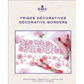 DMC 本 BORDURES ボーダー 15759/22 CROSS STITCH BOOK