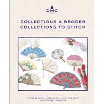 DMC 本 COLLECTIONS コレクション 15760/22 CROSS STITCH BOOK