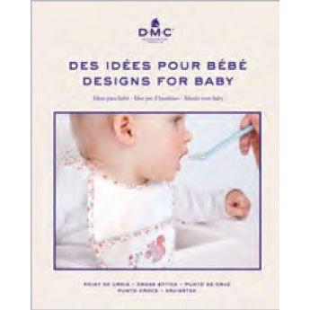 DMC 本 DESIGN FOR BABY 15667/22 CROSS STITCH BOOK