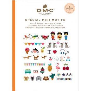 DMC 本 SPECIAL MINI MOTIFS 15626D CROSS STITCH MINI BOOK