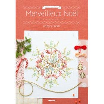DMC 本 素敵なクリスマス E7012686 クロスステッチの本