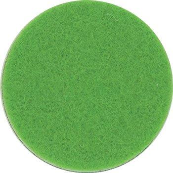 フェルアート 1mm厚 約110cm幅 col.1048 明るいグリーン サンフェルト FEL'ART