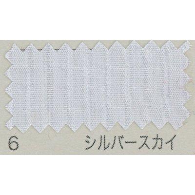 広幅ブロード生地 B64500Z 10m巻 col.6 シルバースカイ