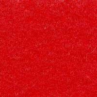 ■廃番■ カラーフェルト生地 厚さ1mm 100cm幅 赤色 col.341