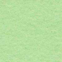 ■廃番■ カラーフェルト生地 厚さ1mm 100cm幅 薄いグリーン col.226