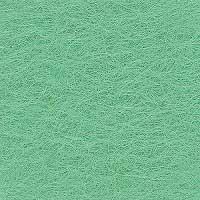 ■廃番■ カラーフェルト生地 厚さ1mm 100cm幅 コバルトグリーン col.230
