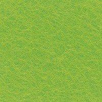 ■廃番■ カラーフェルト生地 厚さ1mm 100cm幅 明るいグリーン col.255
