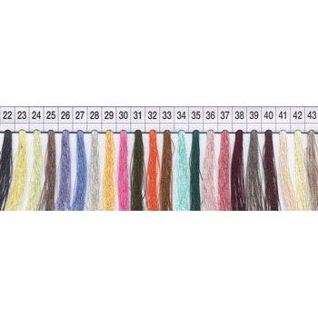 フジックス タイヤー 絹手縫い糸・絹カード 22〜43