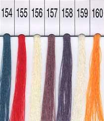 レジロンミシン糸 50番/300m 154〜160