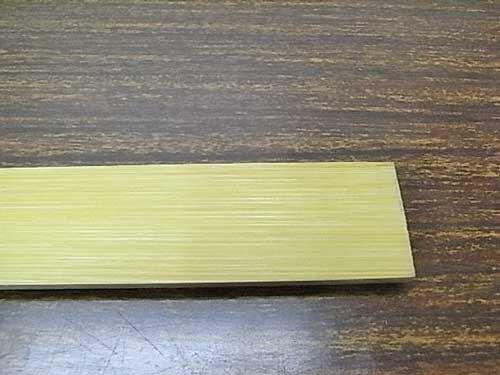 和裁用竹尺(ものさし) 広巾鯨尺1尺 両目 【参考画像2】