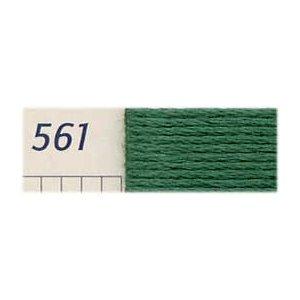 DMC刺繍糸 25番刺しゅう糸 561