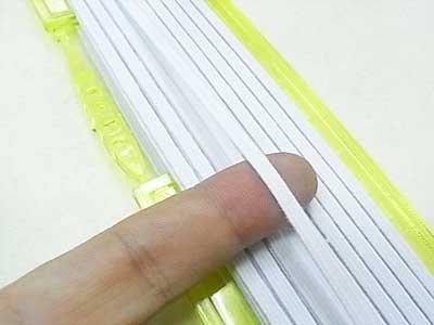 金天馬 パーフェクトゴムテープ 白 4コール KW10250 【参考画像1】