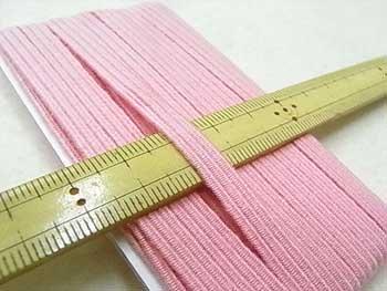 金天馬 キングスパン カラーゴムテープ ピンク