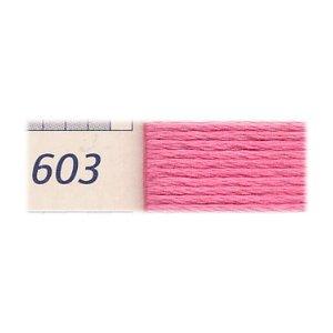 5番 刺繍糸 DMC刺繍糸 603