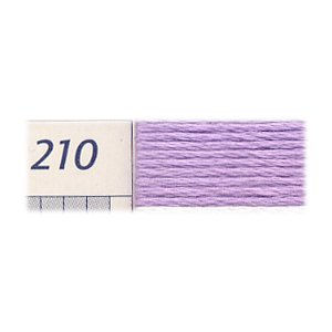 DMC刺繍糸 5番 コットンパール 210