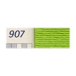 5番 刺繍糸 DMC 907