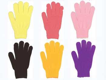 手芸用 カラー手袋・軍手